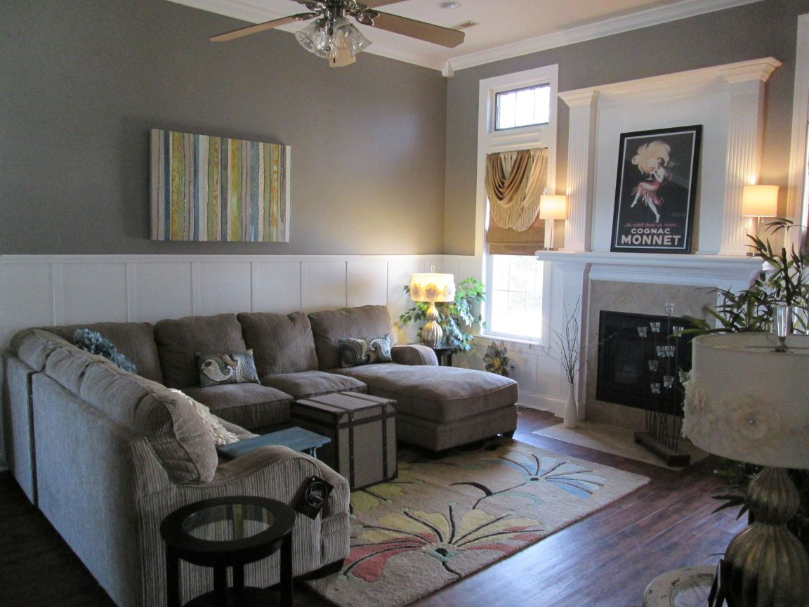 Sherwin Williams Dovetail paint